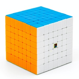 MoYu MFJS MeiLong 7x7 Speedcube, stickerless