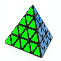 Shengshou Master Pyraminx Zauberpyramide, schwarz