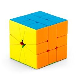 MoYu MFJS MeiLong Square-1 Shape Mod, stickerless
