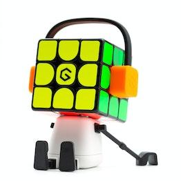 GiiKER i3SE magnetischer Speedcube mit Bluetooth Funktion, schwarz