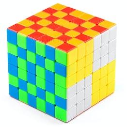 MoYu MFJS MeiLong 6x6 speed cube, stickerless
