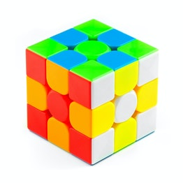 MoYu MeiLong 3x3 speed cube, stickerless