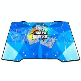 MoYu Competition Mat Speedcube-Matte, kompatibel mit MoYu Timer, Antirutsch-Unterseite