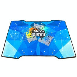 MoYu Competition Mat tapis speedcubing, compatible avec MoYu timer, dessous antidérapant