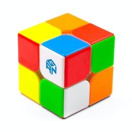 GAN249 V2 2x2 speed cube, stickerless
