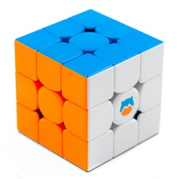 Monster Go 3x3 M magnetic speed cube, stickerless