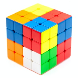 MoYu RS4 M 2020 4x4 magnetic speed cube, stickerless