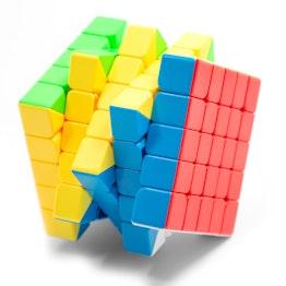 MoYu MFJS MeiLong 5x5 Speedcube, stickerless