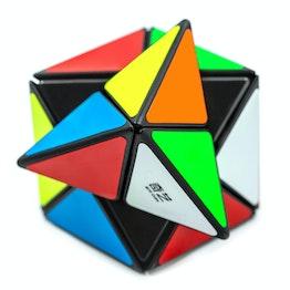 QiYi Dino Cube Shape Mod, schwarz