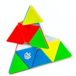 GAN Pyraminx M Enhanced magnetische Zauberpyramide, stickerless