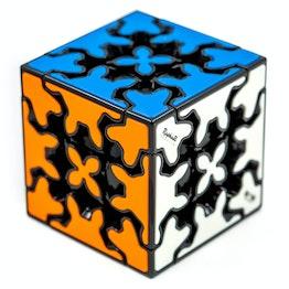 QiYi Gear Cube 3x3 (Tiled) noir