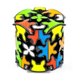 QiYi Gear Cylinder (Tiled) schwarz