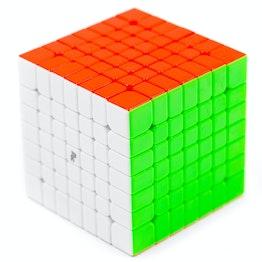 YJ MGC 7x7 M magnetischer Speedcube, stickerless