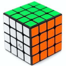 YJ MGC 4x4 M magnetic speed cube, black