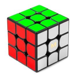 YJ MGC3 Elite 3x3 M magnetic speed cube, black