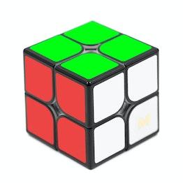 YJ MGC2 Elite 2x2 M magnetic speed cube, black
