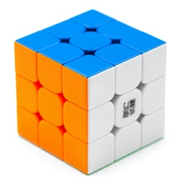 YJ YuLong V2 M 3x3 speed cube magnétique, stickerless