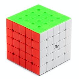 YJ MGC 5x5 M speed cube magnétique, stickerless