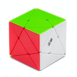 QiYi Axis Cube Shape Mod, stickerless