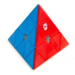 Monster Go Pyraminx Pyraminx cube, stickerless