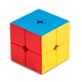 MoYu MFJS MeiLong 2x2 Speedcube, stickerless