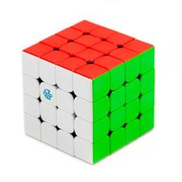 GAN460 M 4x4 magnetischer Speedcube, stickerless