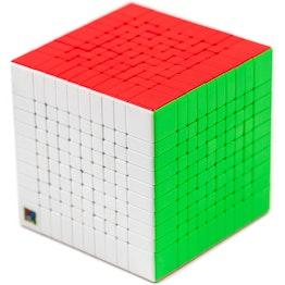 MoYu MFJS MeiLong 10x10 speed cube, stickerless