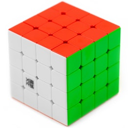 MoYu AoSu WR M 4x4 magnetischer Speedcube, stickerless