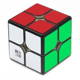 YJ YuPo 2x2 V2 M speed cube magnétique, noir